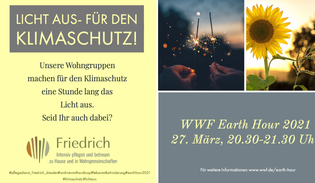 WWF Earth Hour 2021