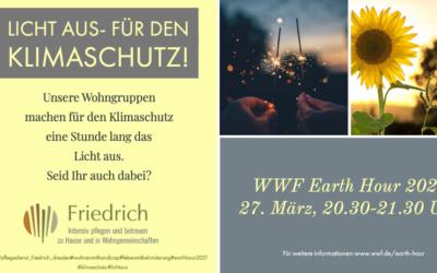 WWF Earth Hour 2021