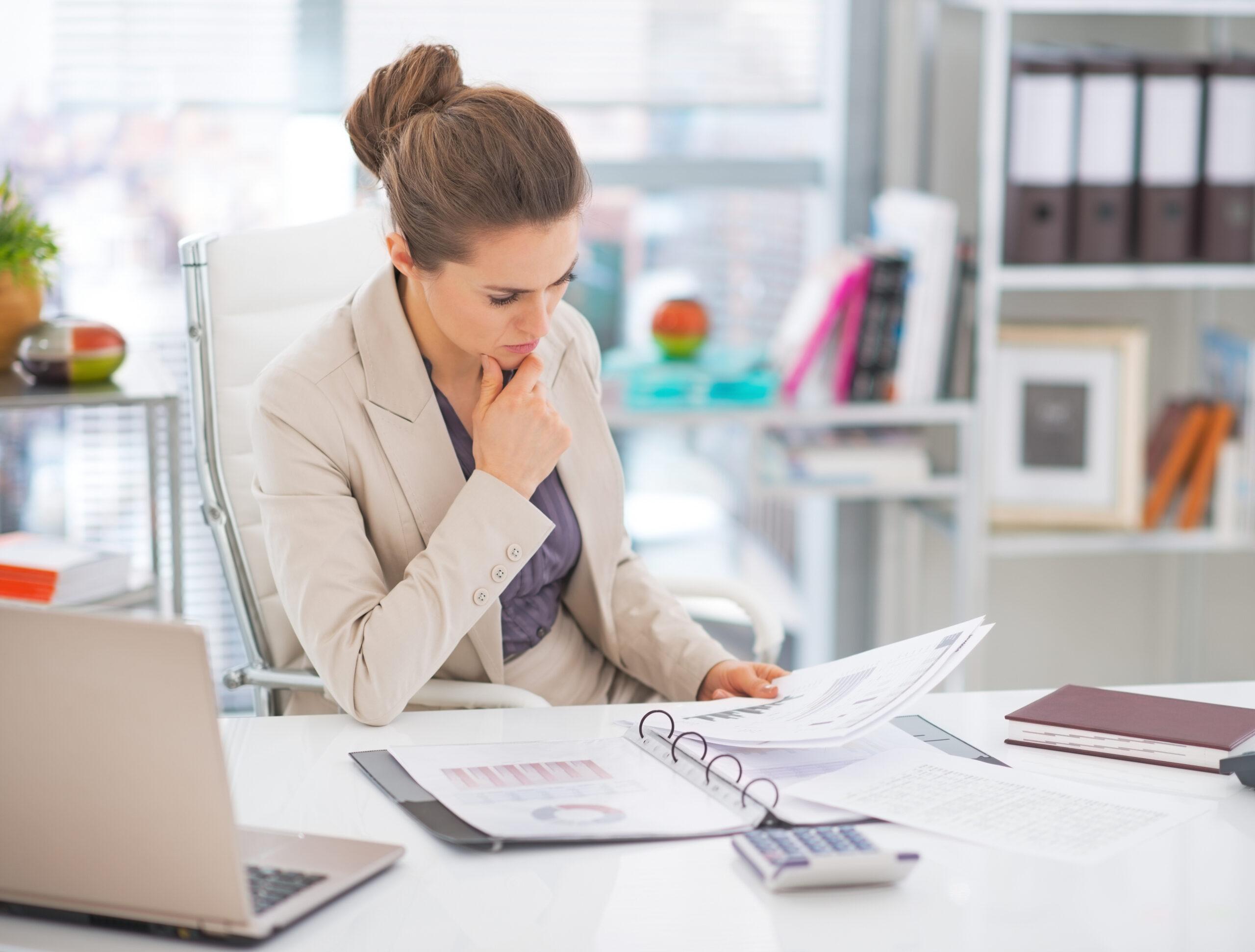 Jobangebot für Bereichsleiterin